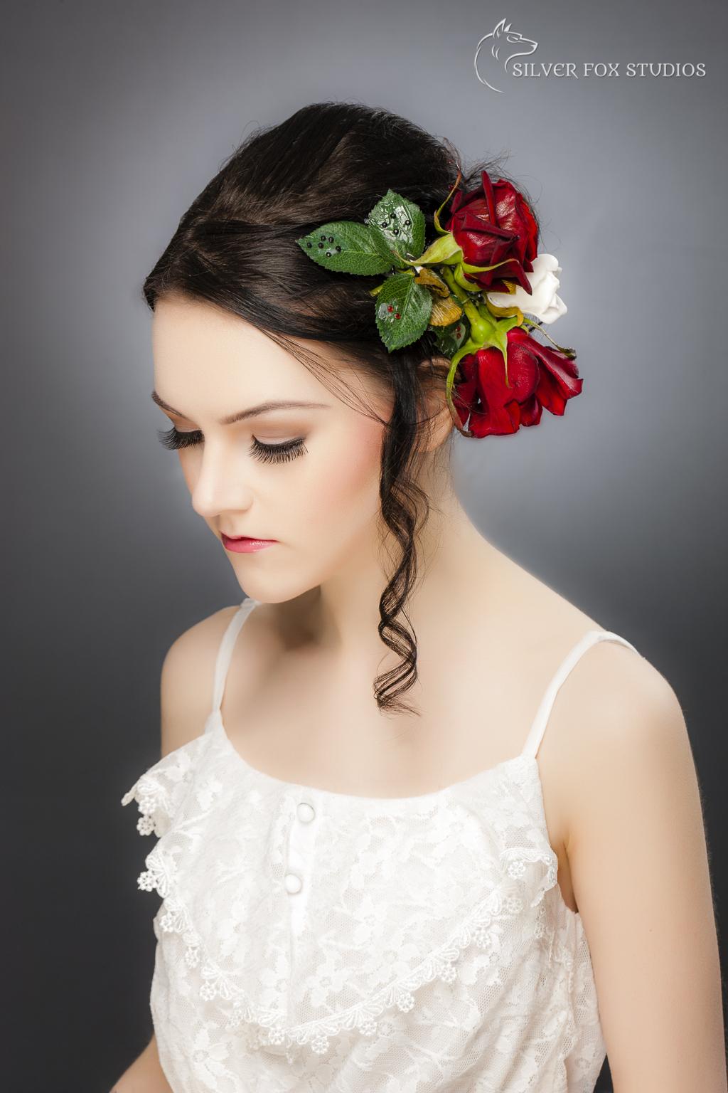 Portrait Shoot - Beauty & Makeup Photography | Silver Fox Studios