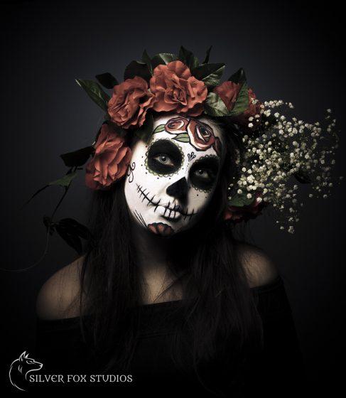 Portrait 1 (Evei) - Silver Fox Studios