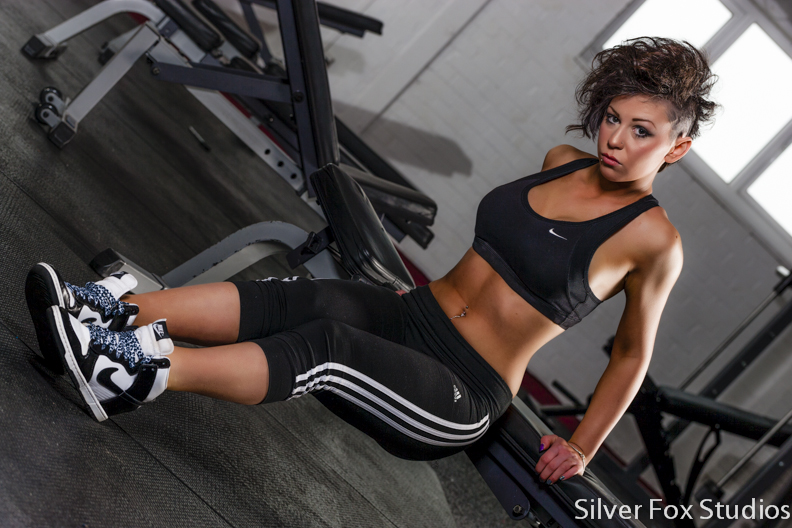 Fitness & Lifestyle Photography - Silver Fox Studios
