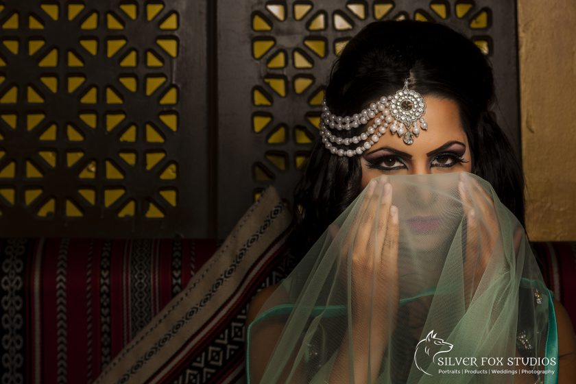 Middle Eastern Portrait / Fashion Photography Shoot | Silver Fox Studios