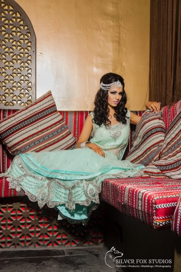 Middle Eastern Portrait | Silver Fox Studios