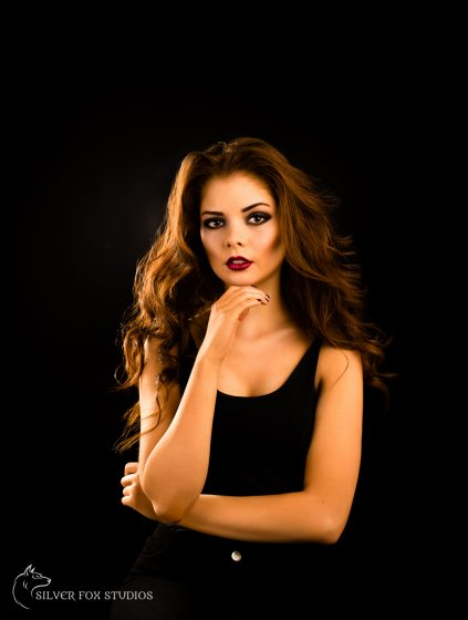 Portrait Photography - Beth // Silver Fox Studios